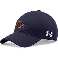 SBA Under Armour Chino Relaxed Team Cap - Navy (SBA-052-NY)
