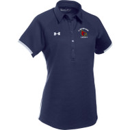 SBA Under Armour Women's Rival Polo - Navy (SBA-121-NY)