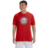 JMS Gildan Performance Adult T-Shirt - Red (JMS-012-RE)