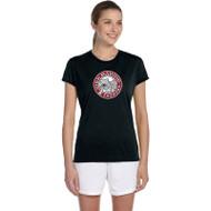 JMS Gildan Performance Ladies' T-Shirt - Black (JMS-031-BK)