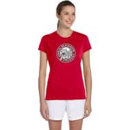 JMS Gildan Performance Ladies' T-Shirt - Red (JMS-031-RE)