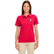 JMS Ash City - Core 365 Ladies' Origin Performance Piqué Polo - Red (JMS-032-RE)