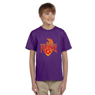 MSP Gildan Youth Ultra Cotton T-Shirt - Purple