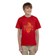 MSP Gildan Youth Ultra Cotton T-Shirt - Red