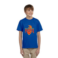 MSP Gildan Youth Ultra Cotton T-Shirt - Royal