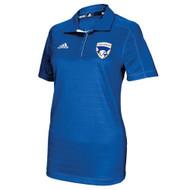 FBS Adidas Women's Climalite adiSelect Sideline Polo - Royal