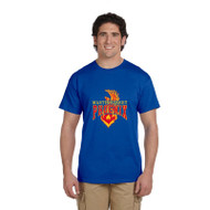 MSP Gildan Men's Ultra Cotton T Shirt - Royal