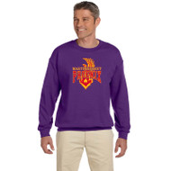 MSP Gildan Men's Heavy Blend Crew Neck Sweatshirt - Purple (MSP-014-PU)