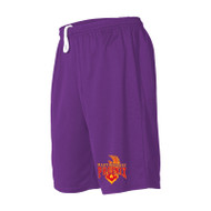 MSP Youth Multi Sport Tech Short - Purple