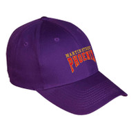 MSP Mid Profile Twill Baseball Cap - Purple (MSP-052-PU-OS)