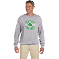 CCS Gildan Men's 50/50 Fleece Crewneck Sweatshirt - Sport Grey (CCS-011-SG)