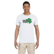 CCS Gildan Men's Softstyle T-Shirt - White (CCS-014-WH)