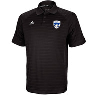 FBS Adidas Men's Climalite adiSelect Sideline Polo - Black