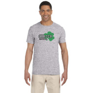 CCS Gildan Men's Softstyle T-Shirt - Sport Grey (CCS-014-SG)