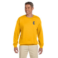 BCS Gildan Unisex DryBlend Crew Sweatshirt - Gold (BCS-017-GO)