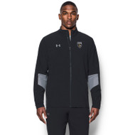 STL Men's Under Armour Squad Woven Warm-Up Jacket - Black (STL-089-BK)