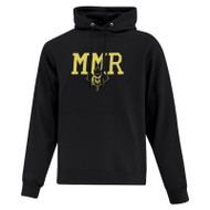 ATC Everyday Fleece Hooded Sweatshirt - Black (MMR-011-BK)