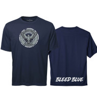 KSS ATC Adult Pro Team Short Sleeve Tee - Navy ( KSS-012-NY)