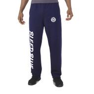 KSS Russell Men's Dri-Power Open-Bottom Pocket Sweatpants - Navy (KSS-014-NY)