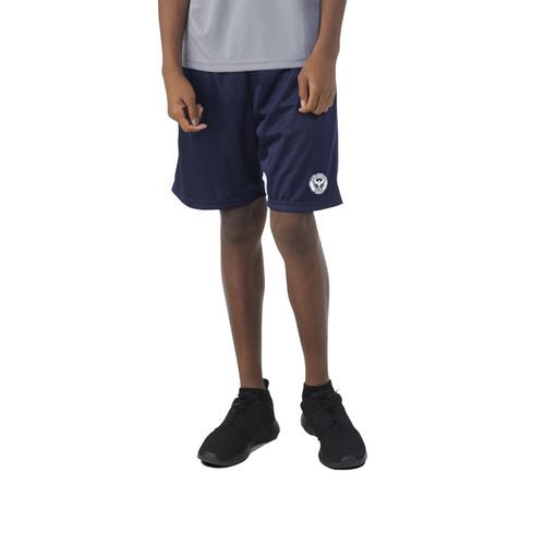 KSS Russell Youth Dri-Power Mesh Shorts - Navy (KSS-050-NY)