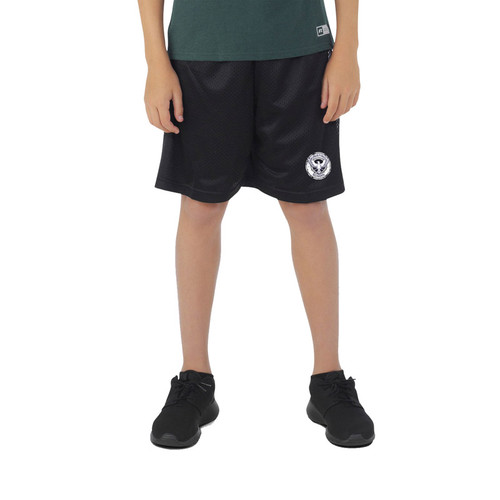 KSS Russell Youth Dri-Power Mesh Shorts - Black