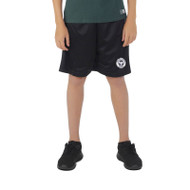 KSS Russell Youth Dri-Power Mesh Shorts - Black