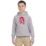 WJH Gildan Youth Heavy Blend 50/50 Hoody - Sport Grey (WJH-046-SG)