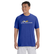 SMK Gildan Men's Performance Short Sleeve T shirt - Royal (SMK-101-RO)