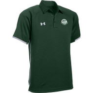 GCV Under Armour Men's Rival Polo - Forest (GCV-111-FO)