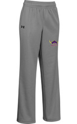 EDH UA Ladies Storm Armour Fleece Pant - Grey