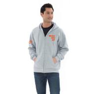 BEA ATC Men's Everyday Fleece Hooded Sweatshirt - Athletic Heather