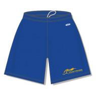 "SMK Phys-Ed Athletic Knit Men's Dryflex Shorts 9"" Inseam - Royal"