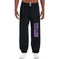 HTT Adult Gildan Heavy Blend 50/50 Sweatpants - Black (HTT-015-BK