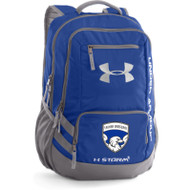 FBS Under Armour Hustle Backpack - Royal