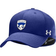 FBS Under Armour PTH Team Stretch Fit Cap - Royal (FBS-016-RO)