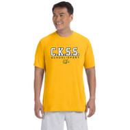 CKS Gildan Men's Performance T-Shirt - Gold (CKS-102-GO)