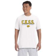 CKS Gildan Men's Performance T-Shirt - White (CKS-102-WH)
