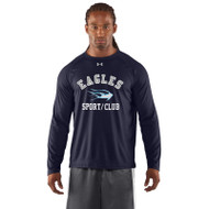 SMC Under Armour Men's Locker Long Sleeves T-Shirt - Navy (SMC-004-NY)