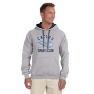 SMC Kitchener Gildan Heavy Blend Pullover Hood - Grey (SMC-012-GY)