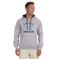 SMC Kitchener Gildan Heavy Blend Pullover Hood - Grey (SMC-012-GY)
