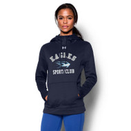 SMC UA Storm Armour Women's Fleece Hoody - Navy (SMC-016-NY)