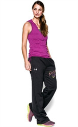 SRC Under Armour Women's Armour Fleece Team pant - Black