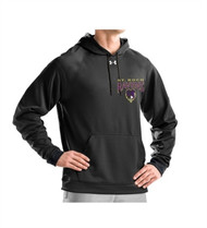 SRC Under Armour Men's Armour Fleece Team Hoody - Black