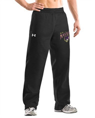 SRC Armour Fleece Team Pant - Black