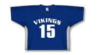 OECM Athletic Knit AK-KNIT Lacrosse Jersey - Royal