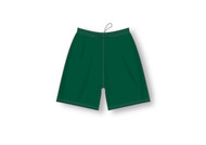 OECM Athletic Knit DRY-FLEX Track Shorts - Dark Green