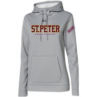 SPC UA Women's Storm Team Hoodie - True Grey