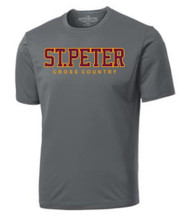 SPC ATC Men's Pro Team SS Tee - Coal Grey