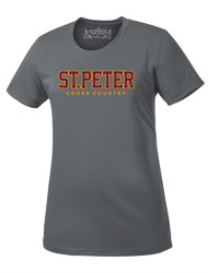 SPC ATC Women's Pro Team SS Tee - Coal Grey