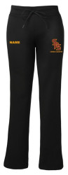 SPC ATC Ladies PTECH Fleece Pant - Black